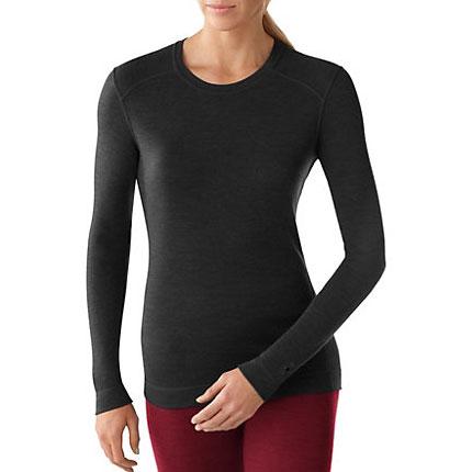 スマートウール W's NTSミッド250クルー SW63515 レディース/女性用 Tシャツ Women's NTS Mid 250 Crew ブラック