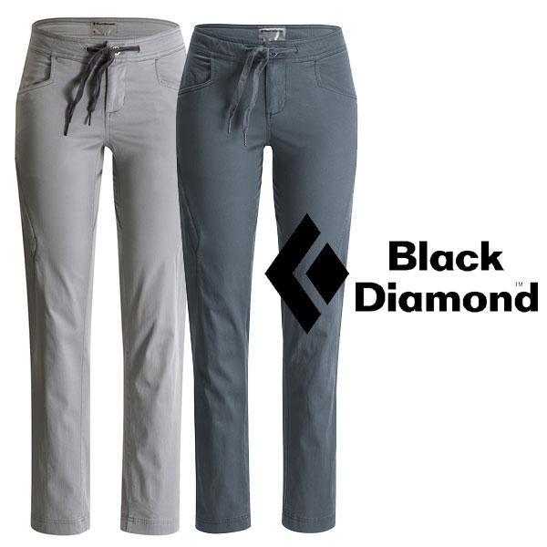 ブラックダイヤモンド パンツ レディース/女性用 BD62468 Wsクレードパンツ CREDO PANTS - WOMEN'S クライミングパンツ ストレッチパンツ