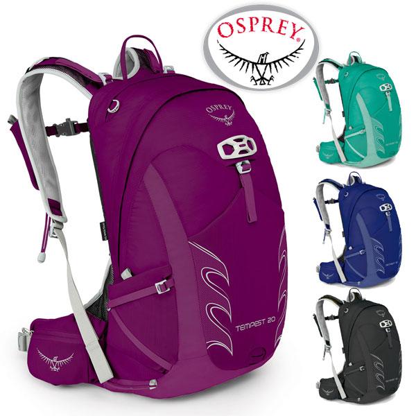 オスプレー ザック OS50263 テンペスト20 TEMPEST 20 レディース/女性用 トレッキングザック 登山用リュックサック ハイキングパック バックパック オスプレイ正規取扱店