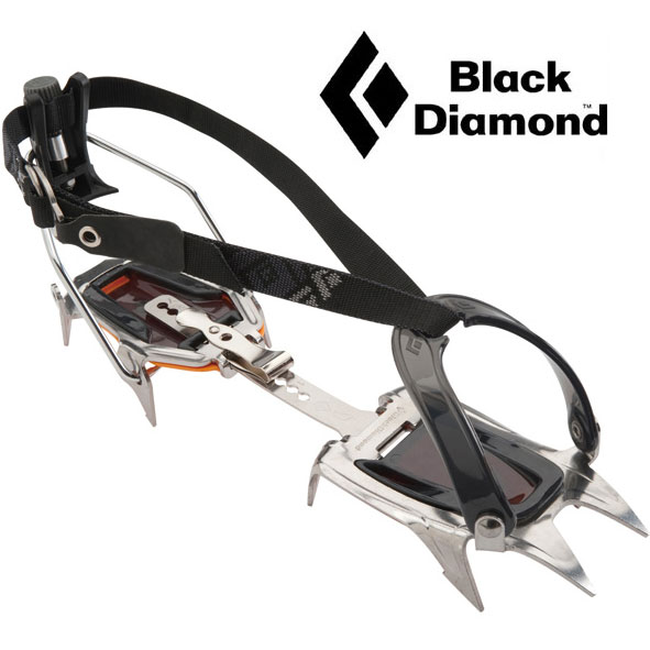 [キャッシュレス5%還元対象]ブラックダイヤモンド クランポン BD33059 コンタクトクリップ CONTACT CRAMPON 10本刃クランポン 10本刃アイゼン 10本爪クランポン 10本爪アイゼン 雪山登山用クランポン 雪山登山用アイゼン
