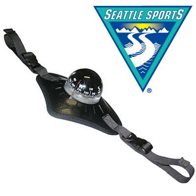 シアトルスポーツ 057815 (ブラック) シーローバーデッキコンパス デッキバッグ