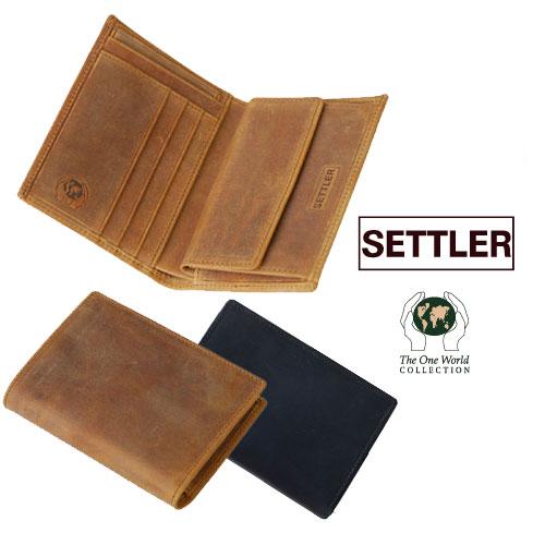 セトラー OW1565 シャツウォレット 財布/ワレット ワンワールド 牛革/カウハイド Whitehouse Cox/ホワイトハウスコックス