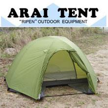 アライテント ドマドームライト1 ARI022 テント フォレストグリーン