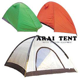アライテント エアライズ3 ARI011 山岳テント オレンジ