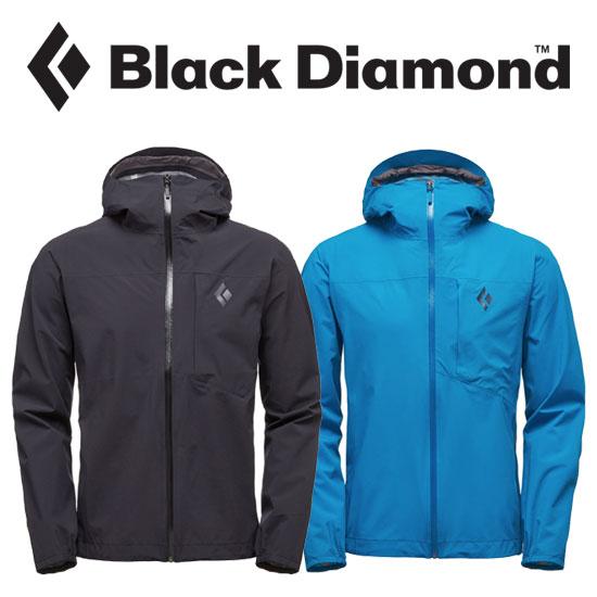 ブラックダイヤモンド Msファインラインストレッチレインシェル BD65010 メンズ/男性用 ジャケット FINELINE STRETCH RAIN SHELL 2019年春夏新作