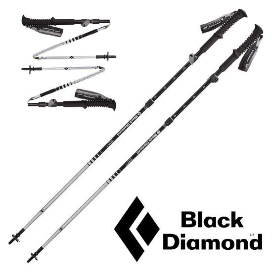 ブラックダイヤモンド ディスタンスFLZ BD82356 ストック DISTANCE FLZ TREKKING POLES