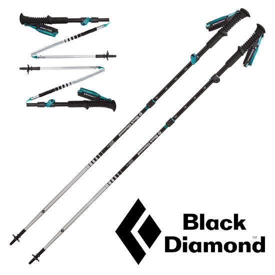 ブラックダイヤモンド WsディスタンスFLZ BD82358 レディース/女性用 ストック DISTANCE FLZ TREKKING POLES - WOMEN'S