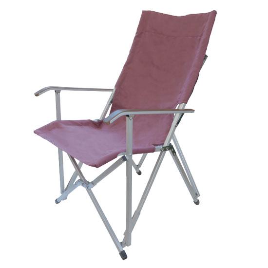キャンパルジャパン 取寄 椅子 OCP1905 (10バレンタインレッド)ハイバックチェア 1905 椅子 アウトドアチェア アームチェア オガワキャンパル