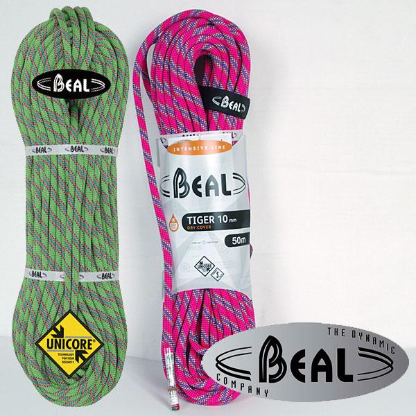 ベアール ロープ BE11114 10mmタイガーユニコア50m Tiger 10 mm UNICORE クライミングロープ クライミング用ロープ 登山用ロープ ロストアロー正規取引店 (画像準備中)