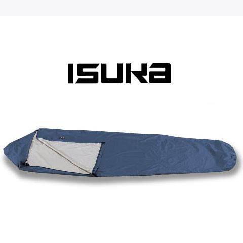 イスカ ISK2008 ゴアテックス シュラフカバ- ウルトラライト ワイド スリーピングバッグカバー 寝袋カバー 防水透湿性 スタッフバッグつき