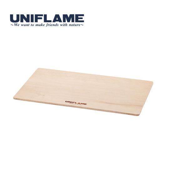 UNIFLAMEフラッグシップ店だから安心 ユニフレーム UF611654 フィールドラック ウッド天板 クーラーBOXスタンド ローテーブル 料理