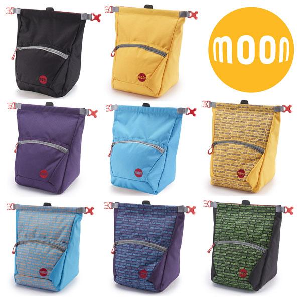 MOON正規品チョークポッド チョークバック ムーン ボルダリングチョークバッグ moon50-112 新色追加 お金を節約 Chalk バッグ クライミング Bouldering Bag