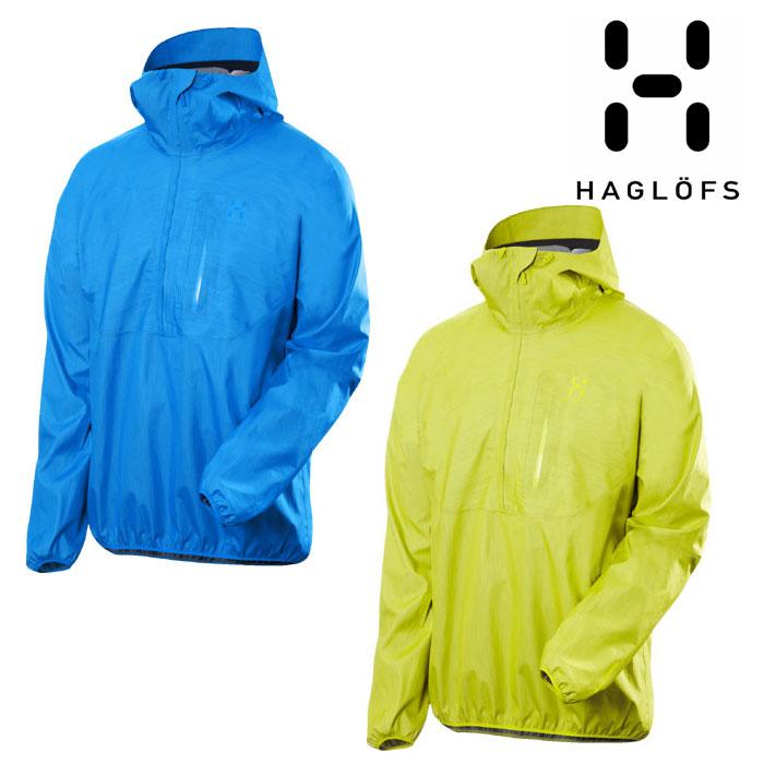 ホグロフス ジャケット メンズ/男性用 HAG602035 グラムコンププル GRAM COMP PULL ハードシェル プルオーバー
