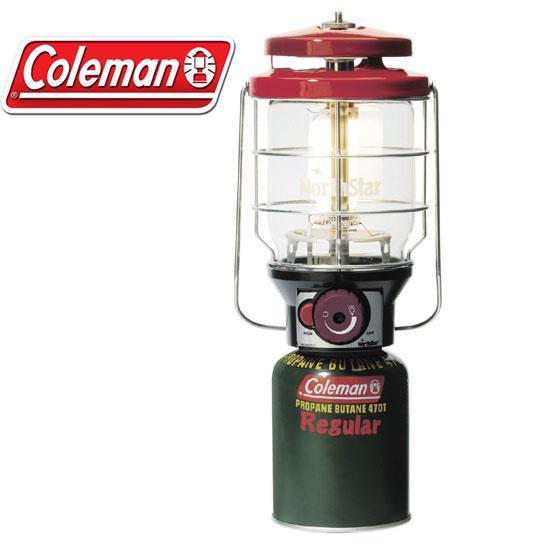 コールマン 取寄 ランタン CLMN2000015521 2500ノーススターLPガスランタン(レッド) ガスランタン ノーススターランタン RCP