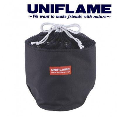 ユニフレーム 収納ケース UF660362 キャンプケトルケース やかんケース 収納袋