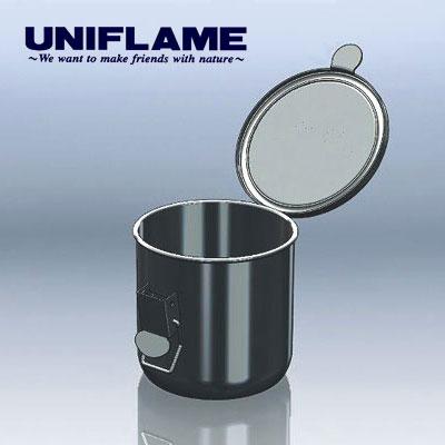 ユニフレーム UF662816 UFキャニスター 調味料ケース 外ごはん