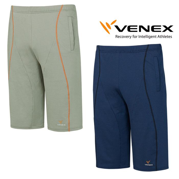 ベネクス メンズ/男性用 VEN6504 Msリラックスハーフパンツ 休養専用ウェア リカバリーウェア 就寝時 運動後 疲労回復