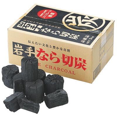 ユニフレーム 木炭 UF256859 岩手切炭 3kg 木炭 焚き火 バーベキュー 木炭