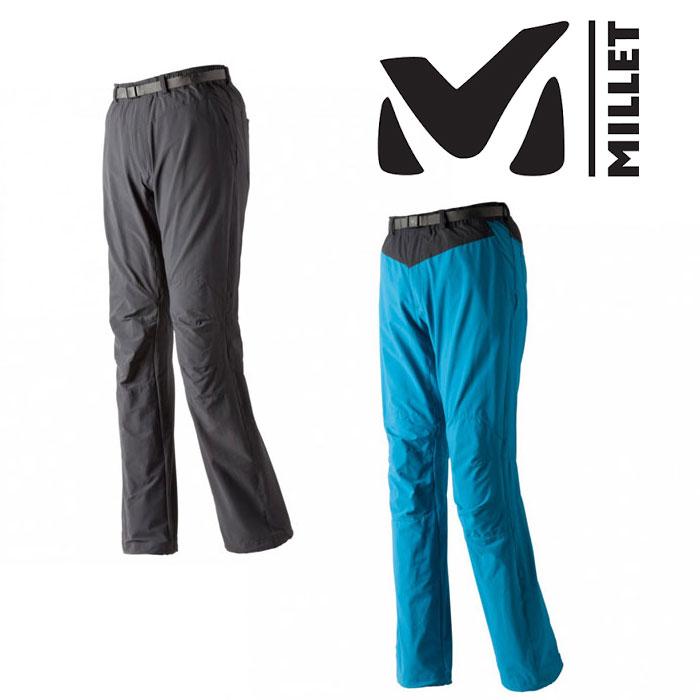 ミレー パンツ メンズ/男性用 MIV01245 セーニュ ストレッチ パンツ SEIGNE STRETCH PANT ロングパンツ トレッキングパンツ ストレッチパンツ