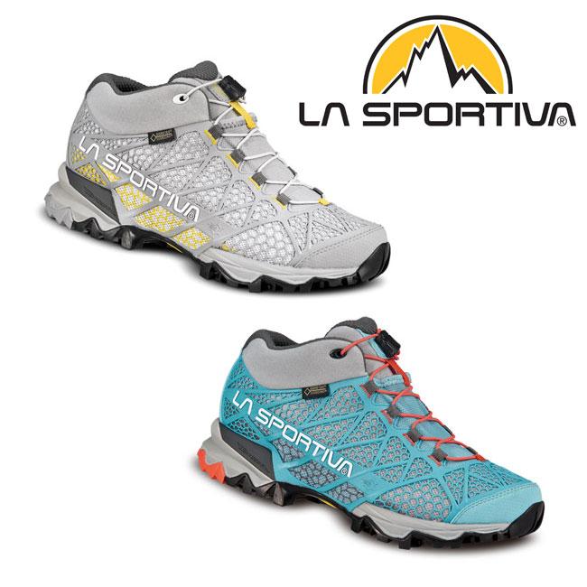 スポルティバ 靴 SPRT14Q シンセシス GORE-TEX サラウンド SYNTHESIS GORE-TEX SURROUND トレイルランニング レディース/女性用