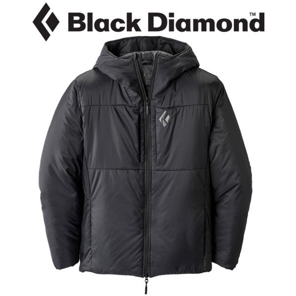 ブラックダイヤモンド ジャケット メンズ/男性用 BD66042 Msスタンスビレイパーカ STANCE BELAY PARKA 化繊ジャケット アウター ロストアロー正規取引店