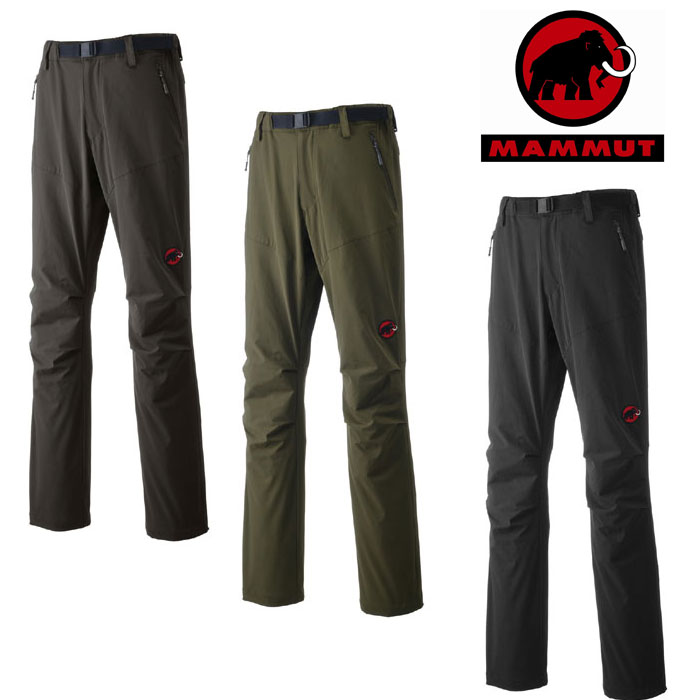 マムート ソフテックトレッカーズパンツ 1020-09760 メンズ/男性用 SOFtech TREKKERS Pants Men 日本企画モデル