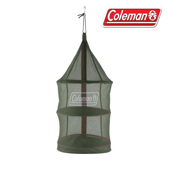 コールマン キッチンツール CLMN2000026811 (グリーン)ハンギングドライネットII HANGING DRY NET II 食器保管 食品保管 キャンプ料理