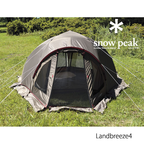 Snow peak tents SD-634 land Breeze 4  sc 1 st  Rakuten & kompas | Rakuten Global Market: Snow peak tents SD-634 land Breeze 4