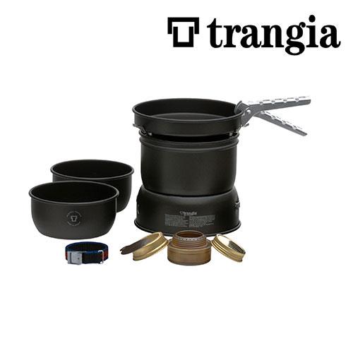 トランギア ストームクッカー TR-37-5UL ストームクッカーS・ブラックバージョン アルコールバーナー アルコールストーブ クッカーセット イワタニプリムス