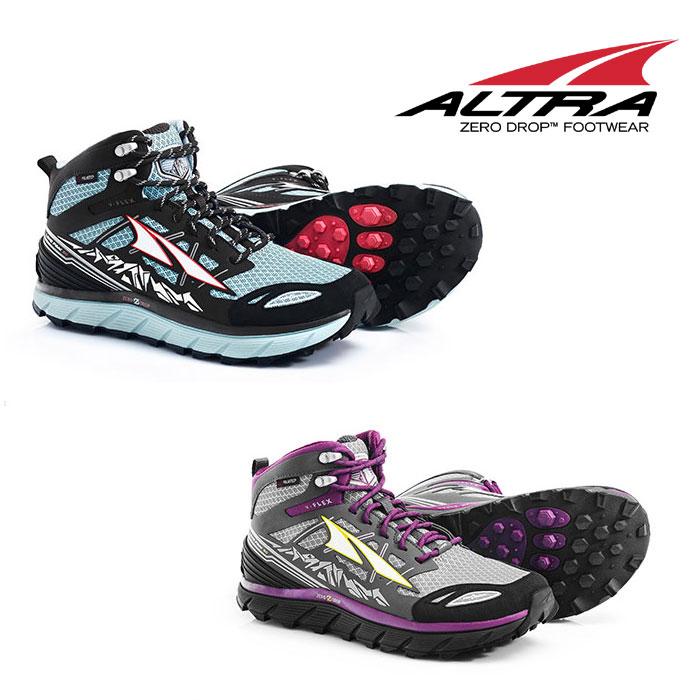 アルトラ 靴 altraA2653MID ローンピーク3.0ネオシェルミッド-W LONE PEAK 3.0 NeoShel Mid W ランニングシューズ トレイルランニング メンズ/女性用 ミッドカット ネオシェル ファストパッキング ハイキング