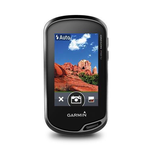 ガーミン GPS GMN167236 オレゴン750TJ Oregon750TJ ハンディ GPS ナビ カメラ 日本登山地図 道路地図 ジオタグ