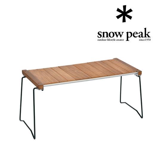 [キャッシュレス5%還元対象]スノーピーク IGTスリム CK-180 テーブル IGT Slim