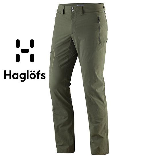 ホグロフス パンツ メンズ/男性用 HAG603594 ドラコパンツ DRACO PANT MEN ストレッチパンツ ソフトシェルパンツ トレッキングパンツ 登山 アジアサイズ
