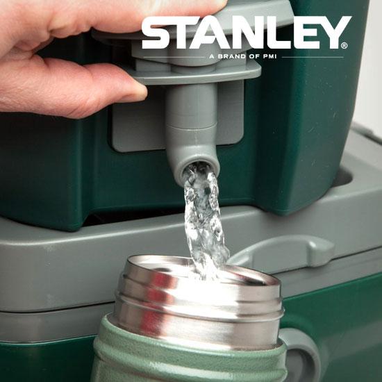 [キャッシュレス5%還元対象]スタンレー ウォータージャグ7.5L STL01938 グリーン
