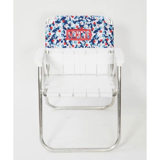 チャムス フリップチェアー CH62-1130 Flip Chair Z07317Sフットカモ