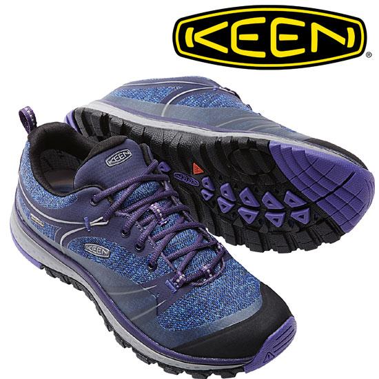キーン テラドーラウォータープルーフ KEENWTerradoraw レディース/女性用 靴 Terradora WP Astral Aura/Liberty 1016506※半期に一度のクリアランス