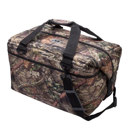 エーオークーラーズ ソフトクーラー AOMO48 48パック モッシーオーク ソフトクーラー クーラーバッグ ソフトクーラー キャンプ 保冷バッグ