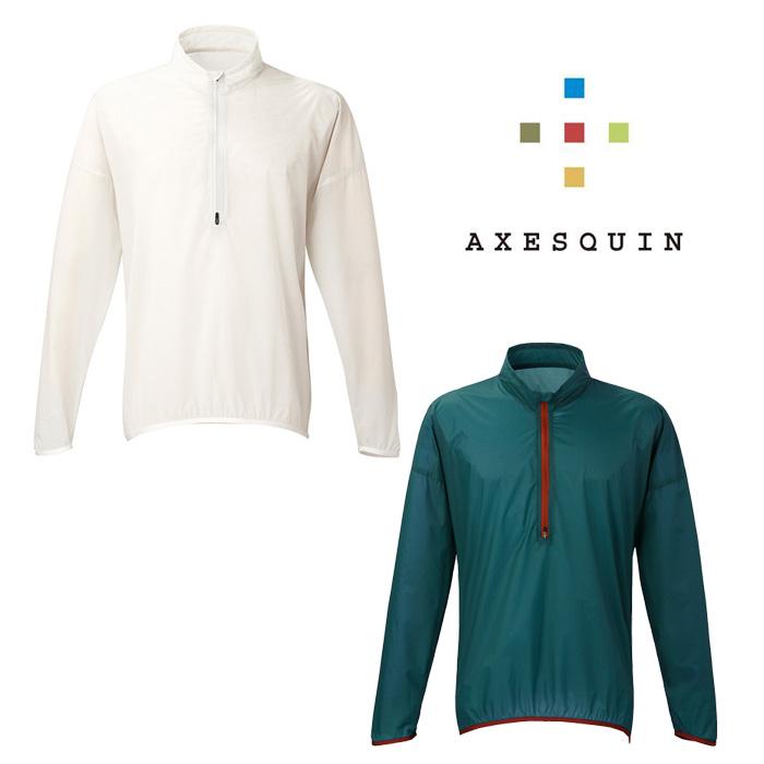 アクシーズクイン ジャケット AXESAS1180 ハゴロモ ウインドシェル ナイロンジャケット 登山 メンズ/男性用 レディース/女性用