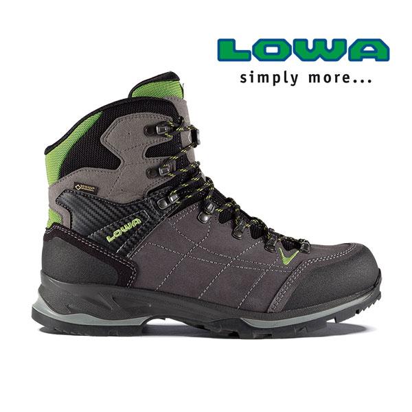 ローバー バンテージ GT WXL lowaL010699 メンズ/男性用 登山靴 VANTAGE GTX WXL 9974グレー×グリーン
