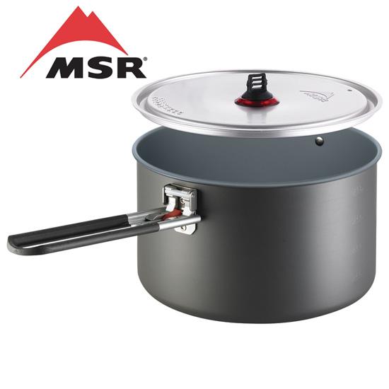 MSR クッカー MSR39580 セラミック2.5Lポット(2.5L) CERAMIC 2.5 LITER POT 鍋 コッヘル キッチン 調理器具