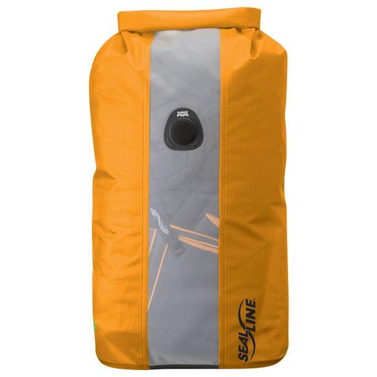 シールライン スタッフバッグ SLNbhvdb30 バルクヘッドビュードライバッグ30L Bulkhead View Dry Bag 防水バッグ カヤック