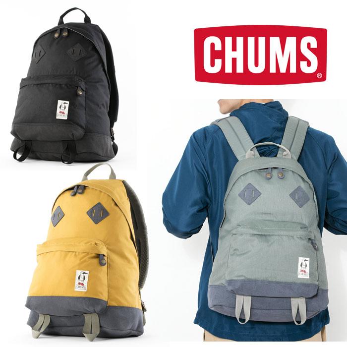 チャムス リュック CH60-2396 ボーズマンデイパック Bozeman Day Pack 16L バックパック デイパック カジュアルバッグ