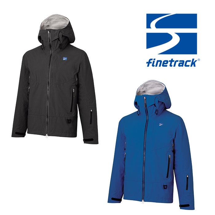 ファイントラック ジャケット メンズ/男性用 FAM1001 エバーブレスグライドジャケット ストレッチレインウェア 雨具 アウターシェル レインジャケット