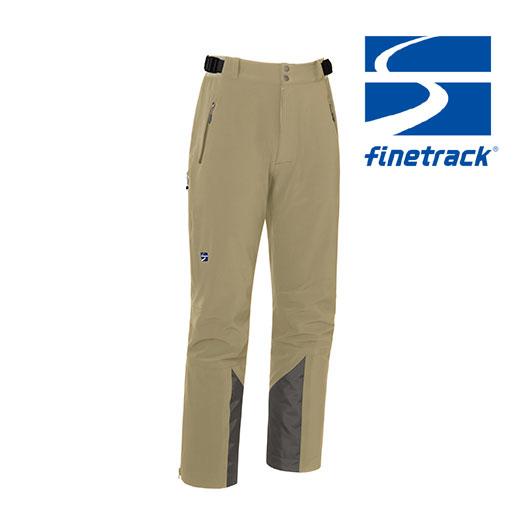 ファイントラック パンツ メンズ/男性用 FAM1002(BEベージュ)エバーブレスグライドパンツ ストレッチレインウェア 雨具 アウターパンツ レインパンツ