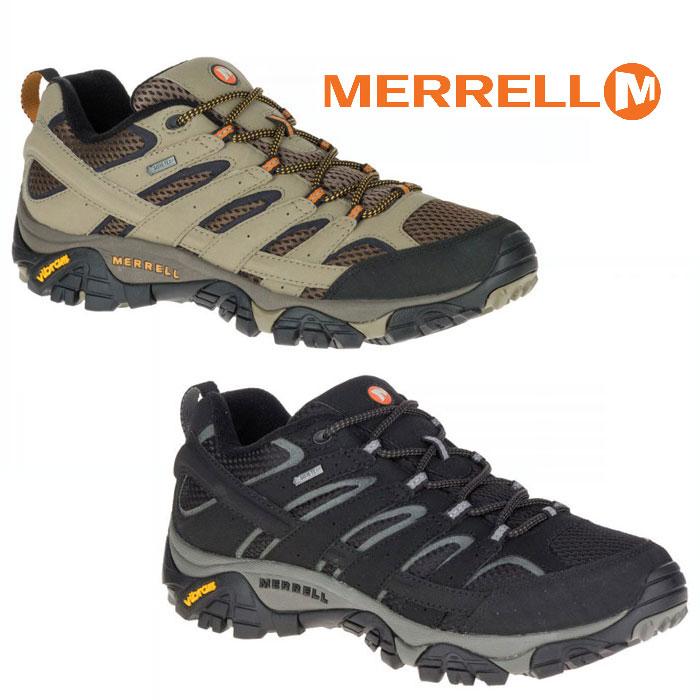 メレル 靴 mmoab2gtx モアブ 2 ゴアテックス MOAB 2 GORE-TEX メンズ/男性用 ローカット ハイキングシューズ 登山