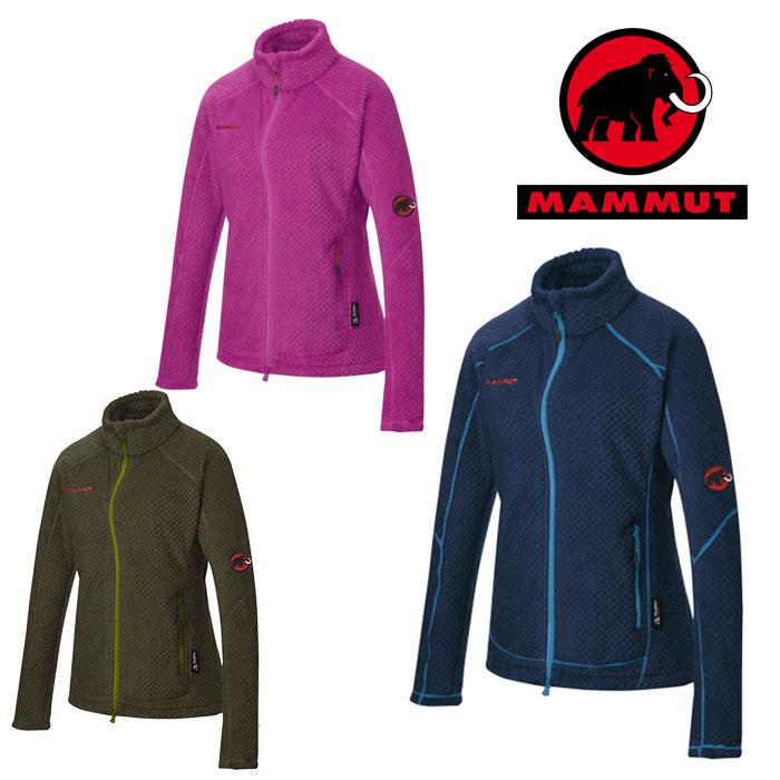 マムート ゴブリンジャケット 1010-19561 レディース/女性用 GOBLIN Jacket Women 日本企画モデル フリース 2017年秋冬