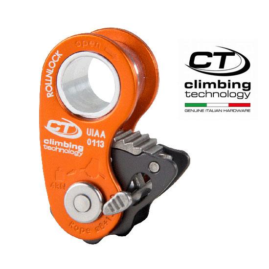 クライミングテクノロジー ロールンロック climCT-31052 ロープクランプ