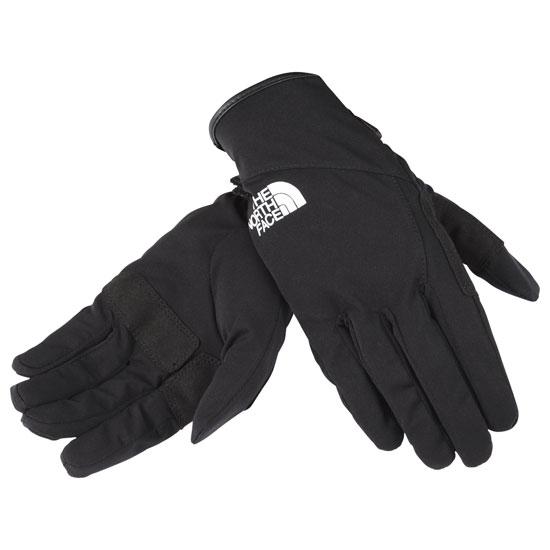 ノースフェイス エイペックスソフトシェルグローブ NN11409 ユニセックス/男女兼用 手袋 APEXSOFTSHELL GLOVE