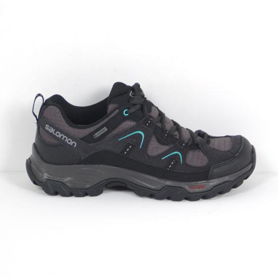 サロモン 靴 SLMNfortalezagt フォルタレザウーマン FORTALEZA GTX W L39177600 レディース/女性用 ローカットシューズ スニーカー ウォーキングシューズ