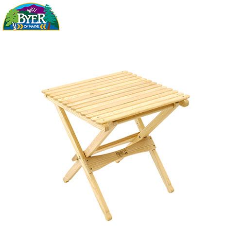 [キャッシュレス5%還元対象]バイヤーオブメイン パンジーン キャンプテーブルL BYER12410074 テーブル